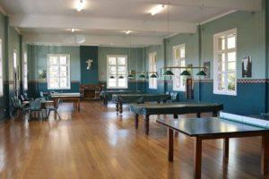 Student Recreation room